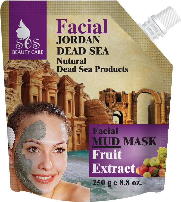 Natural Mud Mask 3 in 1